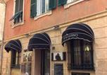 Hôtel Mocònesi - Soggiorno ristorante La lanterna-2