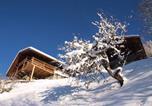 Location vacances Hauteluce - Chalet Route Forestiere du Plan du Mont-2