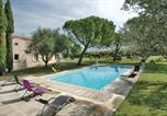 Location vacances Marsanne - Holiday home Cléon d'Andran 81 with Outdoor Swimmingpool-1