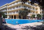 Hôtel Rafina - Nireus Hotel-3