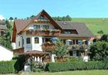 Location vacances Biberach - Pension Rose-4