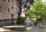Location vacances Hemmingen - Kibar Messezimmer - Apartments Alt-Laatzen-1