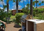 Location vacances Honolulu - Oceanfront Luxury Maui Sands Unit #5f-4