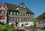 Location vacances Schiltach - Gasthof Sonne-1