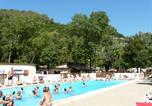 Camping Puget-Théniers - Camping Vallon Rouge-1