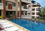 Location vacances Choeng Thale - Top Floor 2 Bed Room Apartment-1