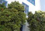 Hôtel Carthage - La Chambre Verte-4