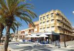 Location vacances Roda - One-Bedroom Apartment in Los Alcazares-3