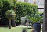 Hôtel Bord de mer de Frontignan La Peyrade - Les Jardins De Galicia-1