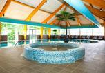 Location vacances Nunspeet - Holiday Home Droompark Bad Hoophuizen.10-4