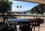 Location vacances Kailua - Kona Plaza 201-4