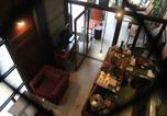 Hôtel Wat Ket - Raw Hostel-3