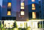 Hôtel Yıldızevler - City Hotel Residence-1