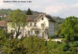 Hôtel Hauteville-Lompnes - La Demeure du Fierloz-2