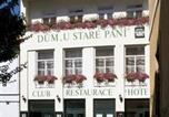 Hôtel Prague - U Stare Pani - At the Old Lady Hotel-2