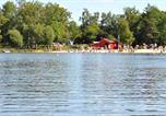 Camping avec Chèques vacances Champs-Romain - Camping du Grand Etang de Saint-Estèphe-4