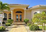 Location vacances Cape Coral - Savona Three-Bedroom Villa 728-1