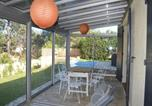 Location vacances Corneilla-del-Vercol - House Saint cyprien village - 10 pers, 160 m2, 6/4-3