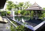 Location vacances Choeng Thale - Surin Garden Villa-4