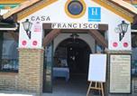 Hôtel Zahora - Casa Francisco el de Siempre-4