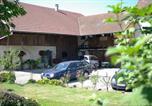 Hôtel Bourbach-le-Bas - Chambres d'hotes Bairet-1