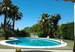 Location vacances Alhaurín de la Torre - Villa Sol y Mar-4