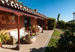 Location vacances Santa Brígida - Villa Bandama-2