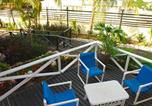 Location vacances Willemstad - Tropical City Apartments-2
