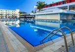 Hôtel Πεταλουδες - Dodeca Sea Resort-3