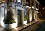 Hôtel Foggia - White B&B-3