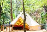 Camping  Acceptant les animaux Costa Rica - Bar'coquebrado camping-1