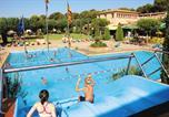 Camping avec Parc aquatique / toboggans Espagne - Domaine Résidentiel de Plein Air Castell Montgri I-1