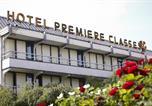 Hôtel Aulnoy - Premiere Classe Coulommiers Mouroux-3