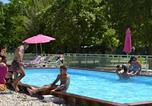 Camping Rhône - Camping Les Plages de l'Ain