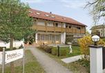 Hôtel Unterhaching - Am Hachinger Bach-1