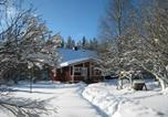 Location vacances Nurmes - Northern Star Wilderness Ranch & Biker Lodge-4