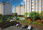 Location vacances Astana - Apartment England-1