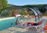 Camping  Acceptant les animaux Vitrac - Camping La Sagne-2