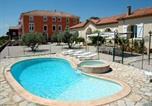 Location vacances Villeneuve-lès-Béziers - Villa in Portiragnes Ii-2