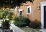Location vacances Vico del Gargano - Holiday home Via Molino di mare-3