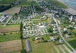 Camping avec Ambiance club Lingreville - Camping Le Tenzor de la Baie-1