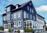 Hôtel Saalfelder Höhe - Hotel Burghof-1