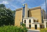 Hôtel Chesapeake - Comfort Inn Newport News Williamsburg East-1
