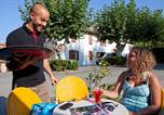 Camping  Acceptant les animaux Anglet - Camping Harrobia-3