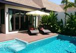 Location vacances Rawai - Plunge Tropical Villa-4