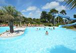 Camping avec Piscine couverte / chauffée Andernos-les-Bains - Camping Viviers-2