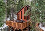 Location vacances Truckee - Handcrafted Forest Home-1