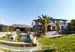 Hôtel Santa Fe - Cortijo Rural Torreabeca-4