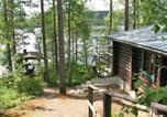 Location vacances Joensuu - Ferienhaus mit Sauna (068)-2