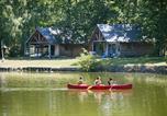 Camping avec Chèques vacances Varennes-sur-Loire - Camping Huttopia Rillé-2